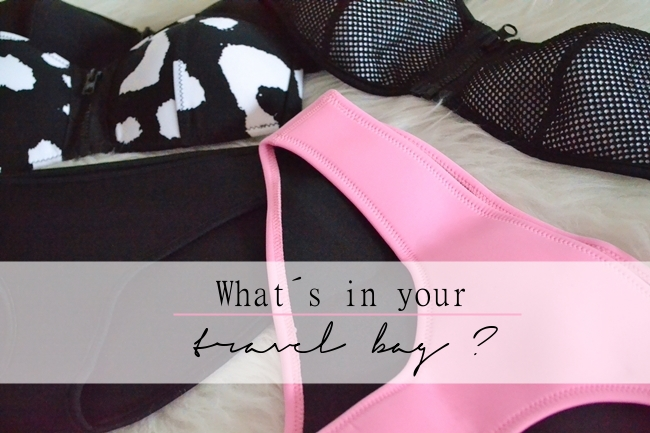 What´s in your travel bag Eugli Banner