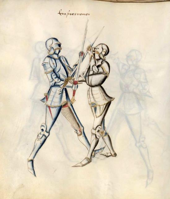 005-Kal Paulus Fechtbuch gewidmet dem Pfalzgrafen Ludwig- BSB Cgm 1507- Bayerische StaatsBibliotehek