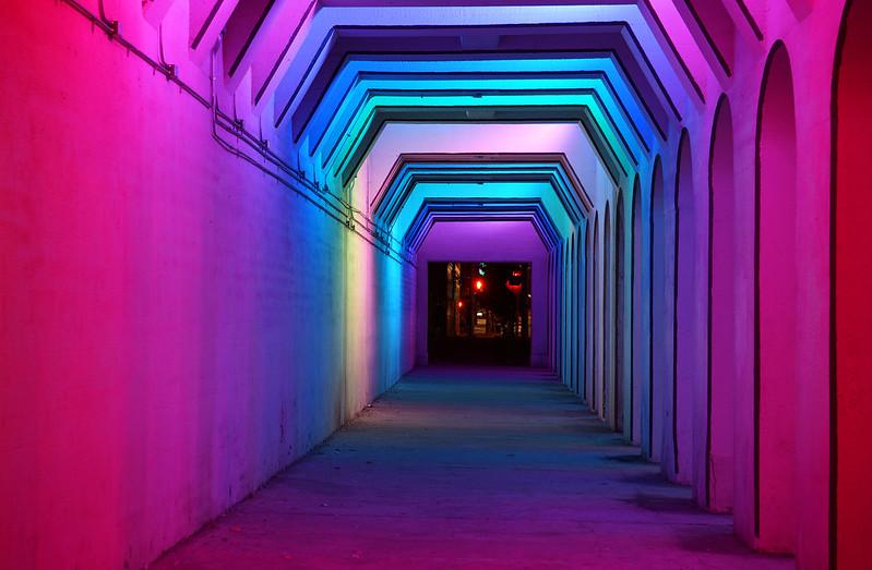 Light Tunnel 1