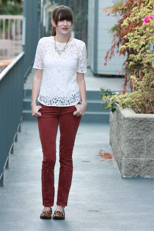 Lace Tee-4