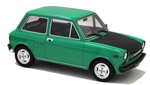 Laudoracing Autobianchi A112 Abarth