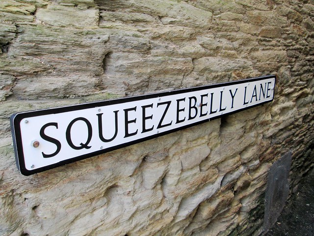 Kingsbridge Squeezebelly Lane South Hams