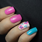 Picture Polish Dream & China Glaze Capacity To See Beyond