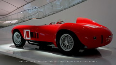 model car(0.0), muscle car(0.0), race car(1.0), automobile(1.0), maserati 450s(1.0), vehicle(1.0), automotive design(1.0), land vehicle(1.0), supercar(1.0), sports car(1.0),