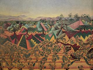 Vines and Olive Trees, Tarragona. 1919