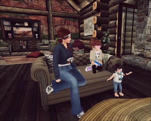 Abby, Payton and Me