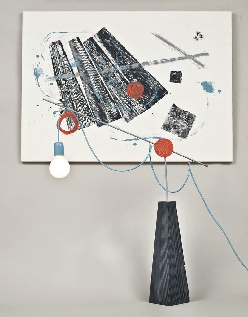 איתי אהלי - מוזאון עיצוב בבית האמנים, צילום: אסף ורן ארדה