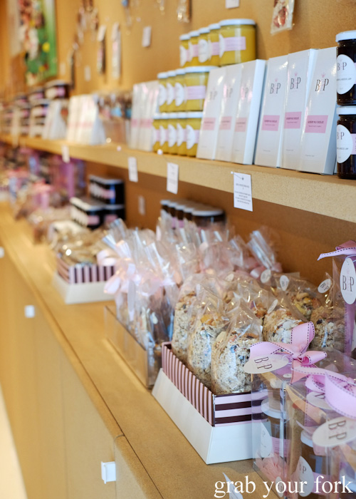 Chocolates, sweets and preserves at Burch & Purchese, South Yarra