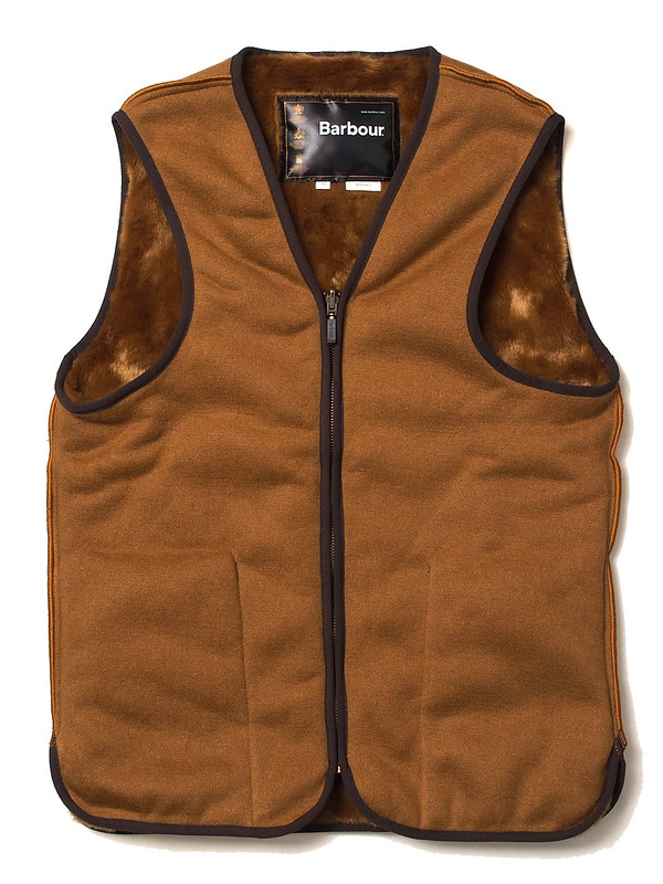 Barbour / S/L Fur Liner Vest