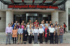 Group photo from Changsha University of Science & Technology