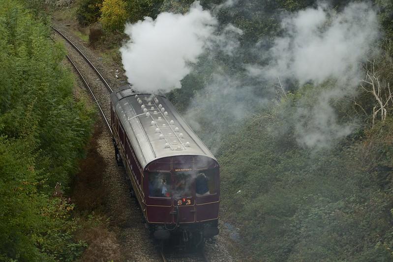 Railmotor Second Run