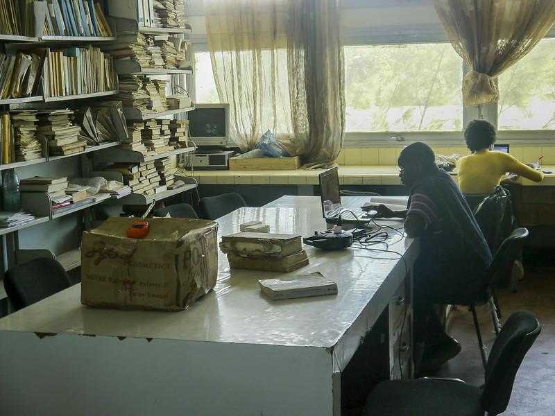 Gorée Island Archaeological Digital Repository 2014 12291260654