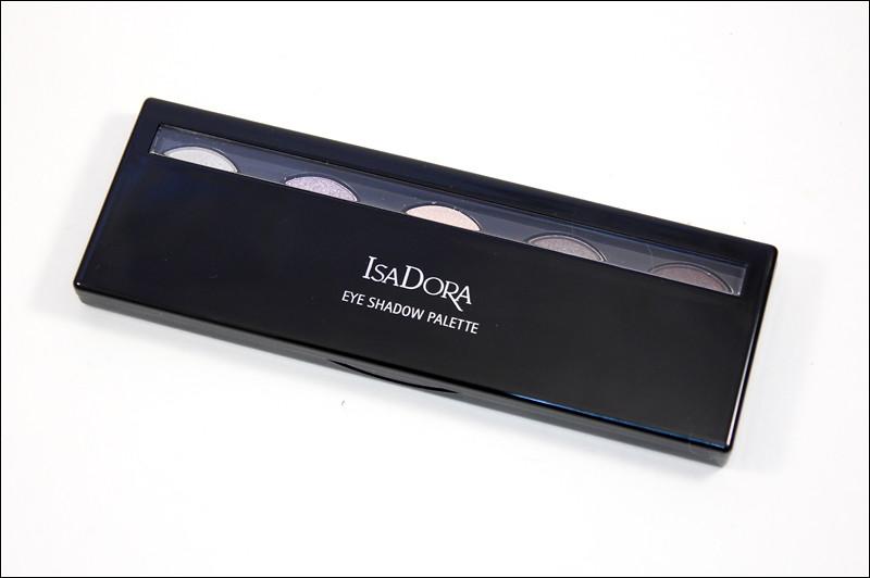 IsaDora Magic mauves eye shadow palette