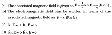 Class 12 Important Questions for Physics – Electromagnetic