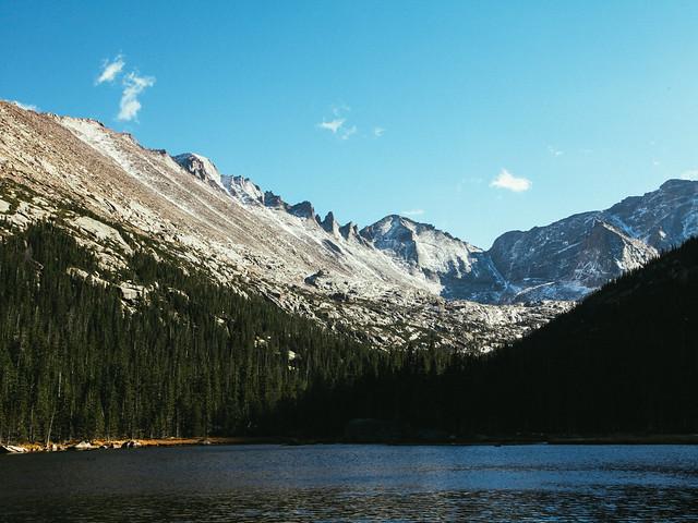 Glacier Gorge Hike