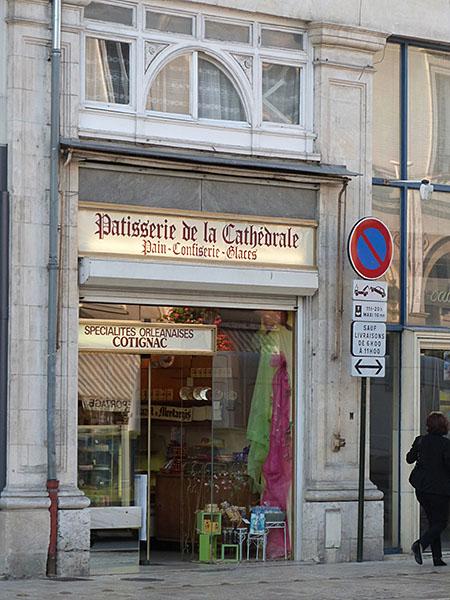 pâtisserie de la cathédrale