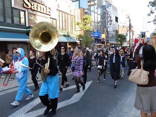 Kagurazaka Bakeneko Parade 2014-20