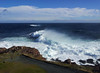 Cape Spear after Gonzalo