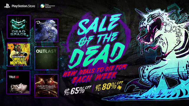 Sale of the Dead: Daylight, Outlast, and More on Sale