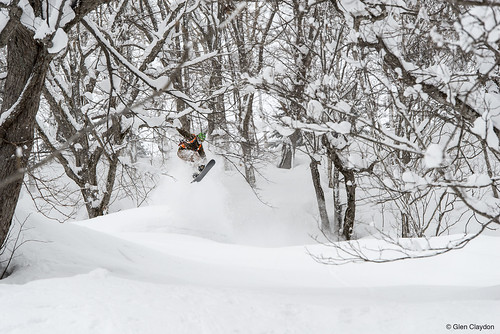 Seth Wescott explores Japan's deep powder in No Turning Back (Glen Claydon)