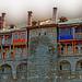 Macedonia, Xenophontos Greek Orthodox monastery (founded 997), Mount Athos, Chalkidiki by Macedonia Travel & News