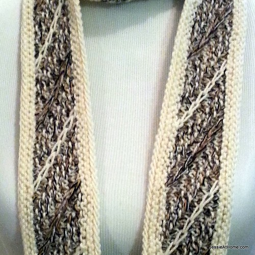 Jessie-At-Home-Mushroom-Crepe-Cowl-Free-Knit-Pattern