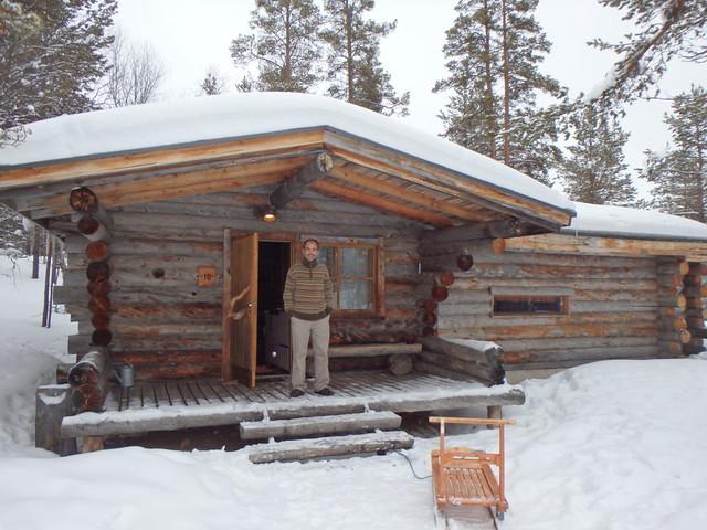 Finlandia - Kakslauttanen