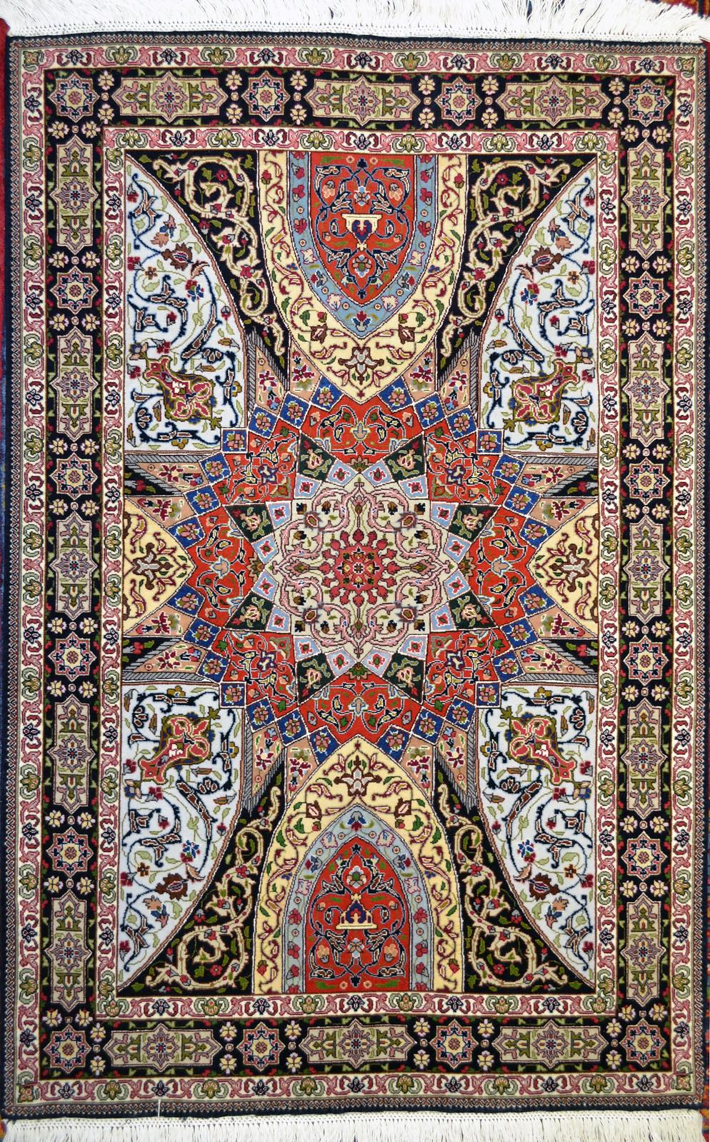Gonbad Tabriz 3x4