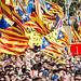 Acte central de la campanya Ara és l'hora a Plaça Catalunya de Barcelona by Marc Puig i Pérez