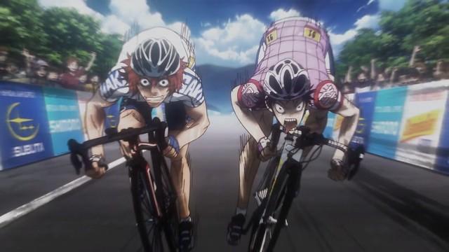 Yowamushi Pedal ep 35 - image 20