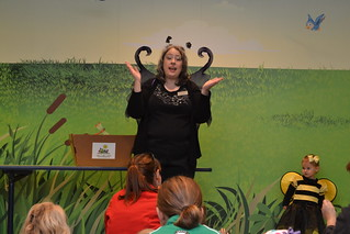 Halloween Story Time 2014