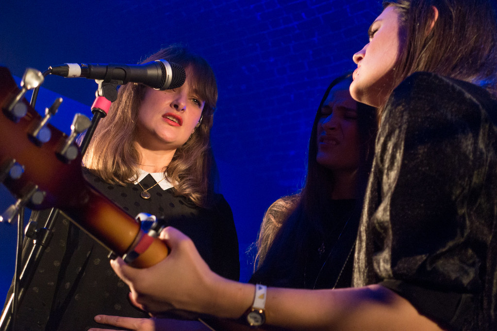 The Staves at the Crypt on the Green