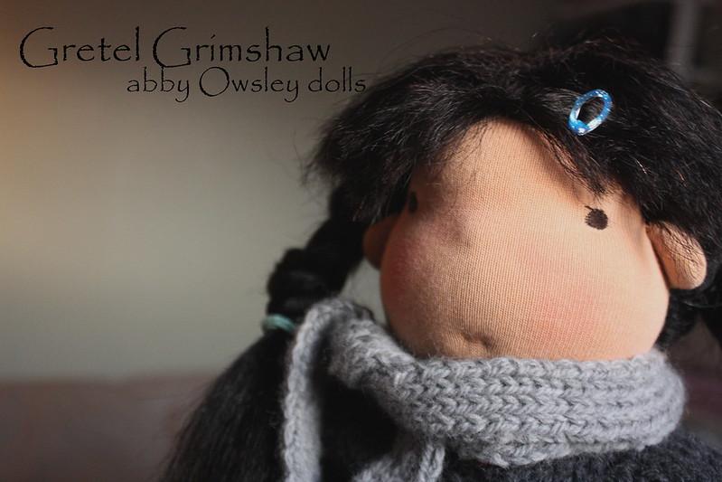 Gretel Grimshaw