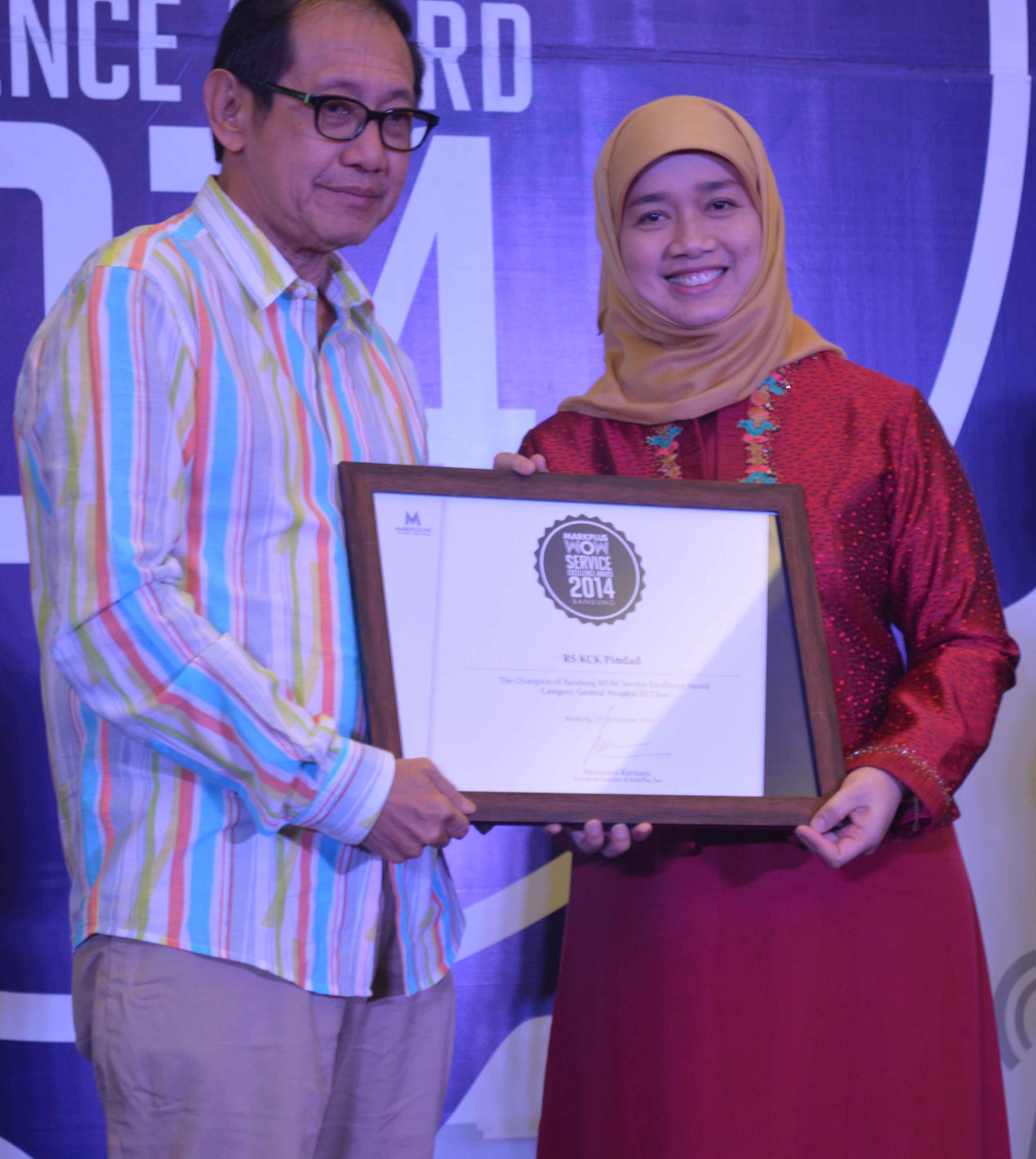 Penghargaan WOW CES