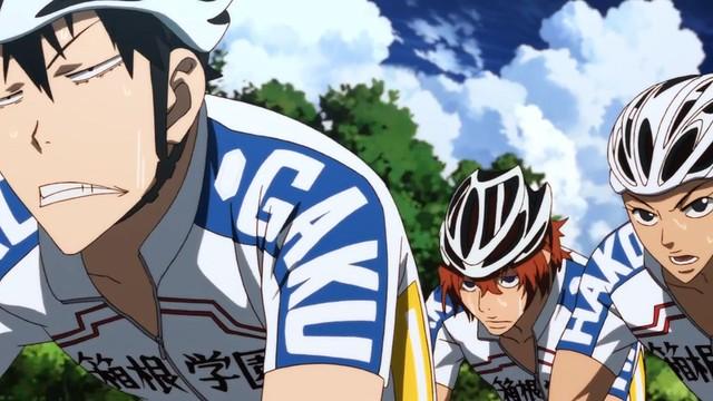 Yowamushi Pedal ep 38 - image 13