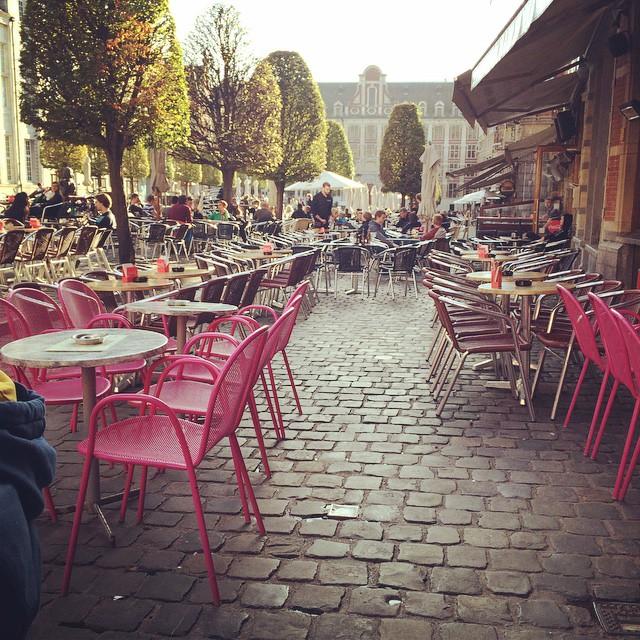 Visiting #Leuven #Belgium