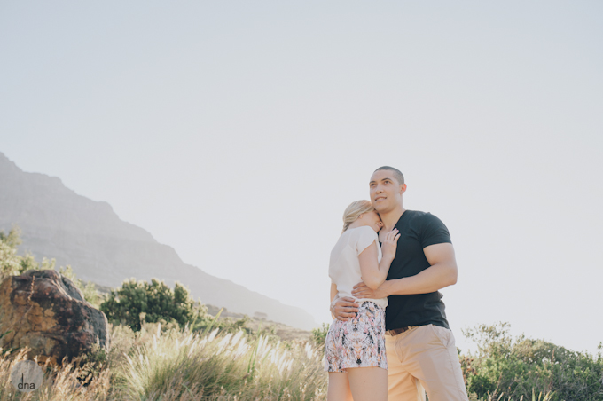 Sam and Mikhail engagement shoot Table Mountain Cape Town South Africa shot by dna photographers 67