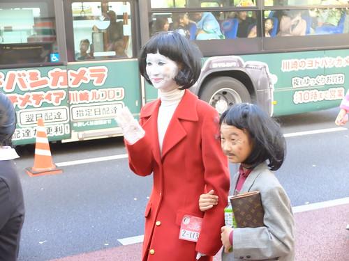 Kawasaki Halloween parade 2014 154