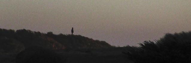 October 26, 2014 - Sunset at Ocean Beach, San Francisco