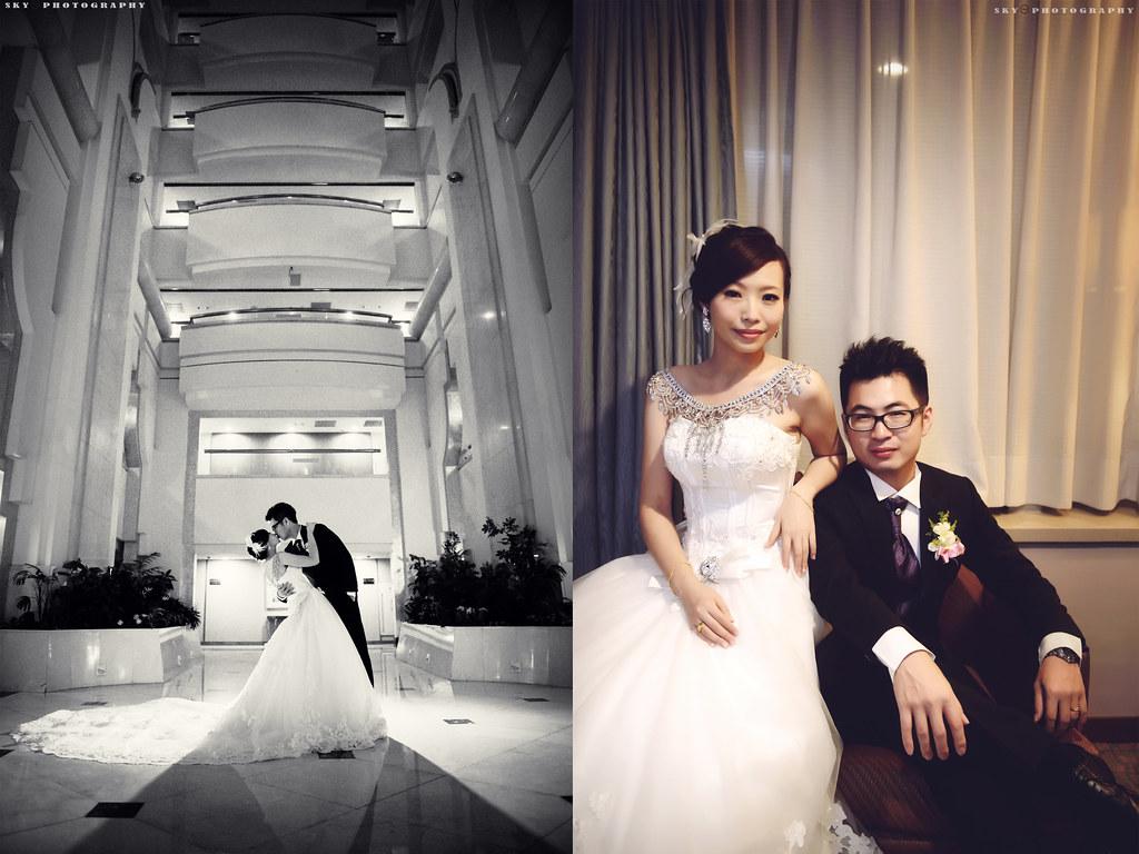 天空婚禮攝影006