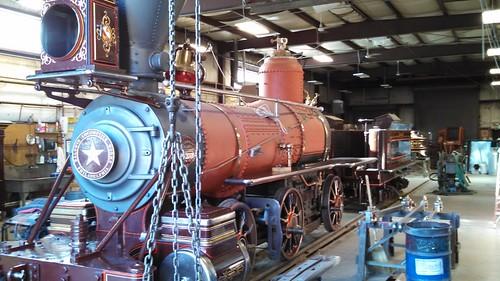 Restoring the Glenbrook