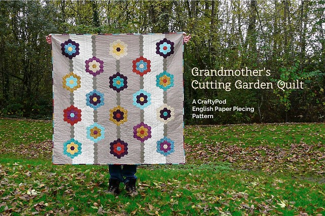Grandmother's Cutting Garden Quilt