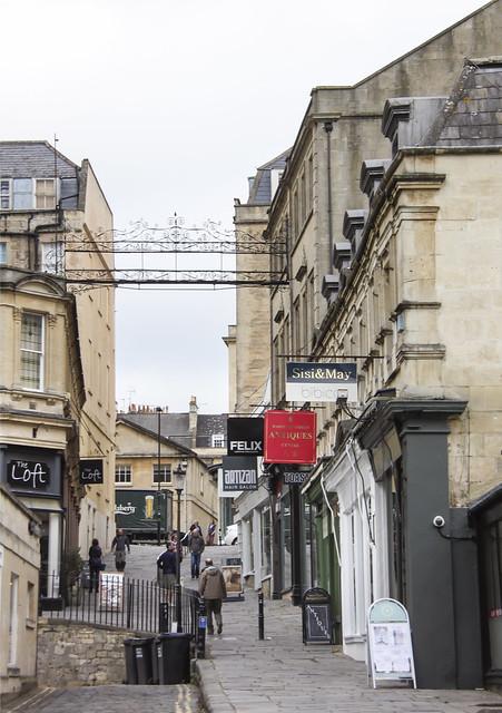Bath - Town