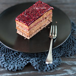Chocolate&Raspberry Cake