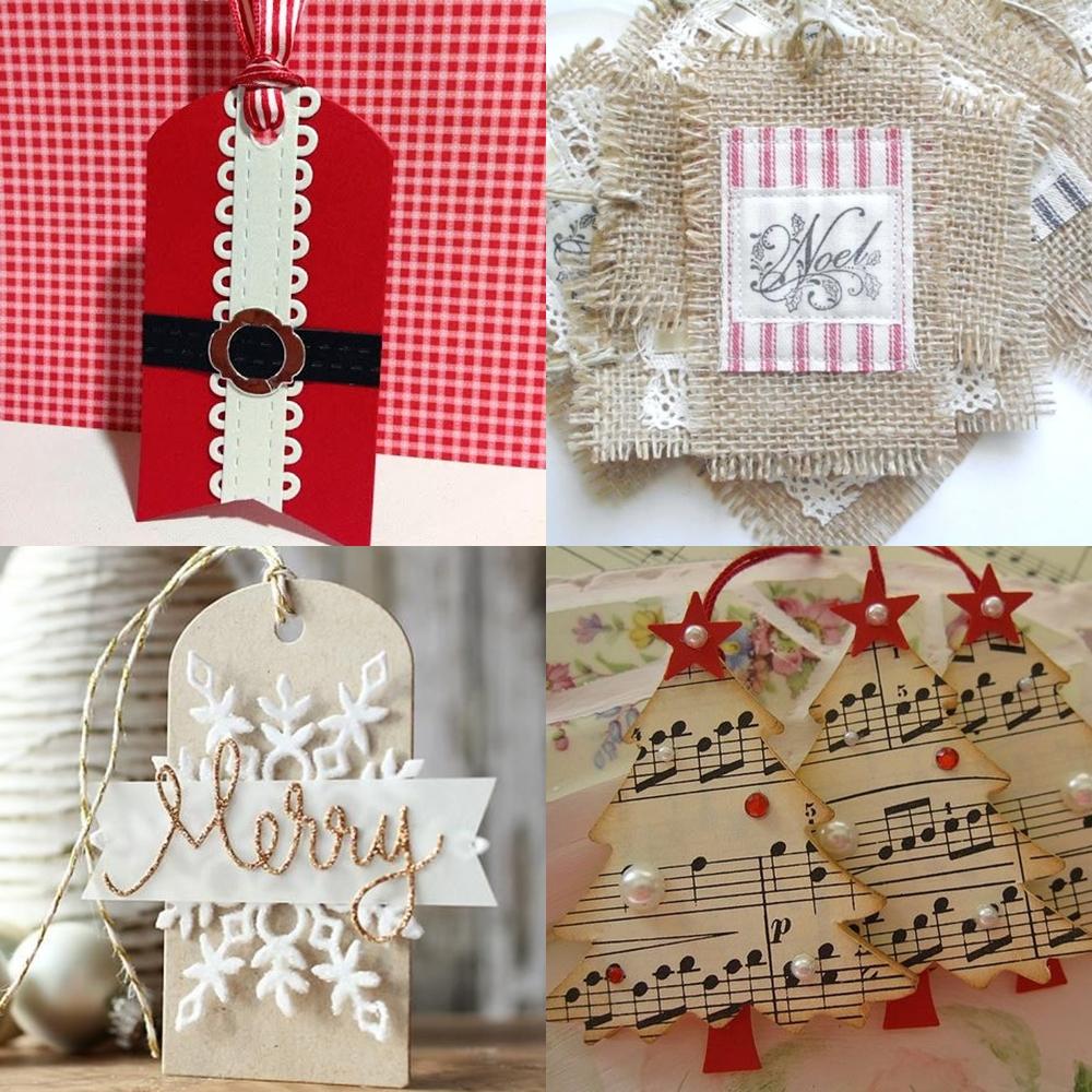 Tags Navidad 2
