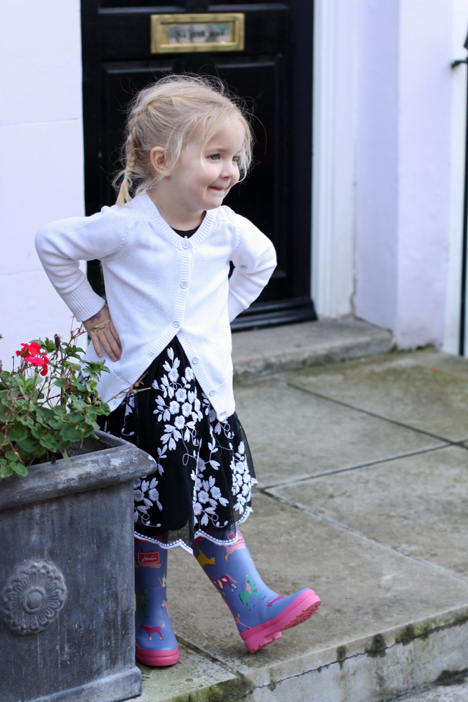Little Girl Wellies