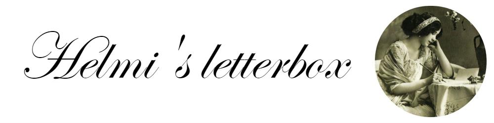 Helmi's Letterbox