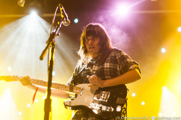 Courtney Barnett @ El Rey Theatre, LA 11/4/14