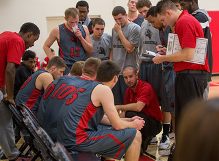 IU Kokomo men's basketball hopes doing things right leads to great results