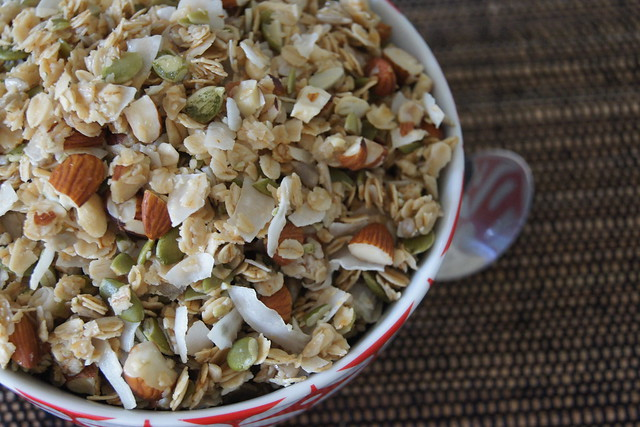 rice malt syrup granola DSC00967